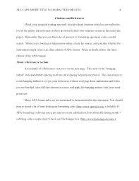 Apa Essays Examples 10 Apa Format Paper Example Billy Star Ponturtle