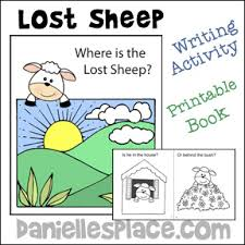 Small Picture Parable of the Lost Sheep and The Good Shepherd
