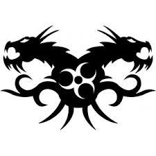 Samolepka Tetování 113 Draci Autosamolepkycz Samolepky Na Auto