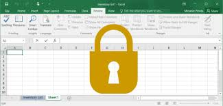 Encrypted Excel Files How To Lock Cells In Excel Laptop Mag