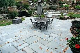 idea brick patio cost and natural stone patio cost per square foot cost per square foot
