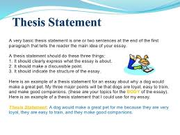 thesis statement examples for informative essays powerpoint   persuasive essays and papers