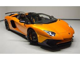 aventador roadster orange. 2016 lamborghini aventador lp 7504 sv roadster photo 19 nashville tn orange i