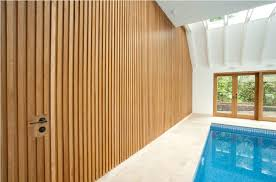 image of oak wood wall paneling sheets