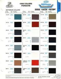 Top Five Rarest 3 2 Carrera Colors Pelican Parts Forums