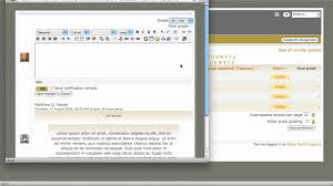 Assignment Types In Moodle Online Text
