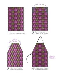 Simple Apron Pattern