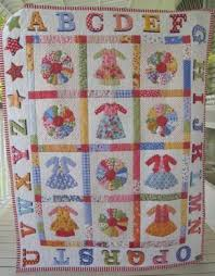 99 best Doll quilts images on Pinterest | Doll quilt, Quilt blocks ... & Dolls Dresses Quilt Pattern Adamdwight.com