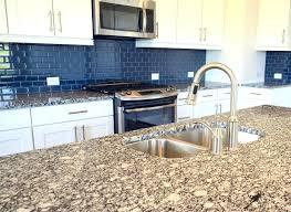 blue kitchen backsplash tile amazing glazed tiles design ideas in 24