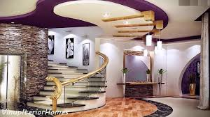 Marvellous Role Of LED Lights In Unique False Ceiling Design Living Room  Bedroom Interior Design