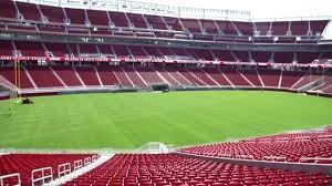 Sf 49ers New Home Levis Stadium First Look