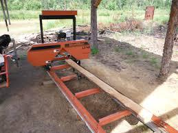 saw mill 11 diy alaskan sawmill