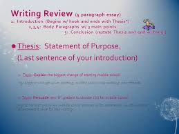 writing review paragraph essay introduction begins w hook  writing review 5 paragraph essay 1 introduction begins w hook and