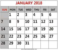 printable calanders 2018 calendar monthly calendar and yearly calendar
