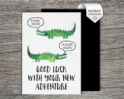 printable goodbye cards farewell card goodbye card good luck with your new