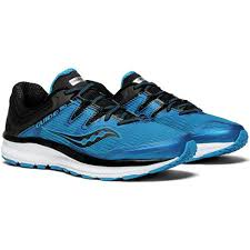 Saucony Pronation Chart Saucony Guide Iso Mens Running Shoe Blue Black S20415 2