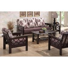 wooden sofa set designs. Designer Wooden Sofa Set Designs H