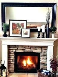 above fireplace decor post decorative fireplace screens uk