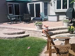 brick paver patios
