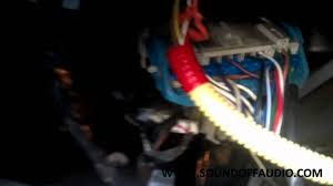 chevy colorado or gmc canyon stereo ignition hookup chevy colorado or gmc canyon stereo ignition hookup