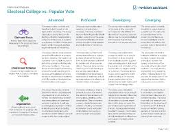 electoral college vs popular vote guides turnitin com electoralcollegevs popularvote xp rubric image 2017 10 19 page 1 png