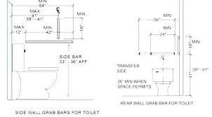 ada shower grab bar height bathtub grab bar height shower grab bar placement diagram luxury bathtub