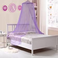 Shop Kids Collapisble Wire Hoop Bed Canopy - Free Shipping On Orders ...
