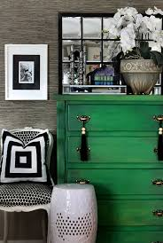 green colored furniture. Repurpose Refurbish Or Simply Update Your Vintage Chest Of Drawers With A Fresh Coat BEHR Paint Use Dash Emerald Planet Green Color On Colored Furniture M