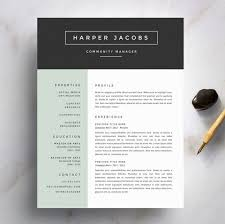Resume Recommended Resume Font Size