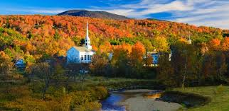 Image result for Vermont at Fall Foliage Time