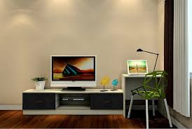 bedroom with tv and desk. Small Desk For Bedroom : Minimalist TV Cabinet And With Tv