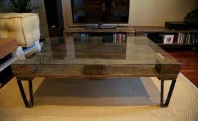 buy glass coffee table