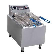 centaur a16 countertop electric fryer 1 16 lb vat 208 240v 1ph