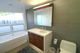 mid century modern bathroom lighting great bed bath vanity light mode