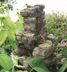 Wasserfall Gartenbrunnen Siddhimind Info