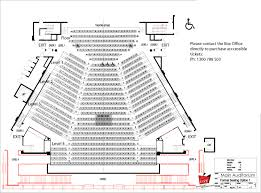 Bellco Theater Orchestra Seating Chart Sydney Center 200 Seating Chart National Arts Centre Seating