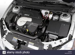2006 Pontiac G6 GTP in Silver - Engine Stock Photo: 16028158 - Alamy