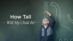 Height Predictor Based On Growth Chart How Tall Will My Child Be Predicting Height