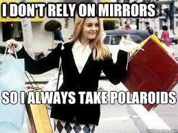 Cher Horowitz Clueless memes | quickmeme via Relatably.com