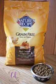 nature s recipe food for dogs besides nature s recipe grain free