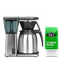 bonavita coffee maker with thermal carafe bonavita 8 cup brewer glass lined thermal carafe ethiopia types