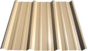 colored sheet metal 26 ga r panel wheeler metals