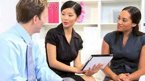 office meeting. young multi ethnic business executives concluding informal office meeting stock footage video 2701124 shutterstock