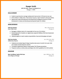Child Care Resume Template 24 Daycare Resume Samples Gcsemaths Revision 22