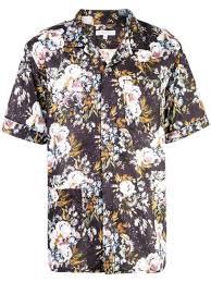 Engineered <b>Garments Рубашка</b> Camp -40%- Купить В Интернет ...
