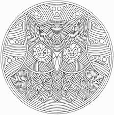 Small Picture Abstract Mandala Coloring Pages Holiday Coloring online Abstract
