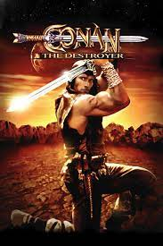Conan the Destroyer (1984) - Posters — The Movie Database (TMDB)