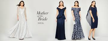 all mother of the bride dresses
