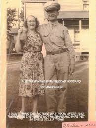 Aletha Cermelia Winans, Tighe Anderson (1908-2002) - Find A Grave Memorial