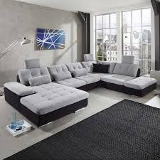 Wohnlandschaft Power Individuell Konfigurierbares Sofa In U